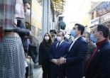Başkan Batur'dan Esnafa 'Yanınızdayız' Mesajı