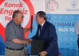 Konak'ta Engelleri Ortadan Kaldıracak Protokol İmzalandı