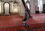 Konak'ta İbadethanelere Dezenfekte Seferberliği