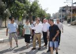 Başkan Batur'dan Kahramanlar'a Pazaryeri Müjdesi